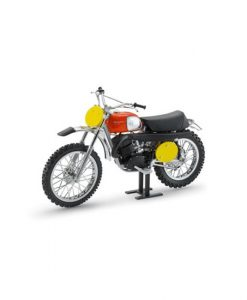 Husqvarna Cross 400 1970 B.Aberg Replica Model Bike
