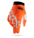 2017 100% Youth iTrack Gloves Cal-Trans