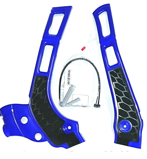 Acerbis Frame Guards Yamaha Yz125 Yz250 Gh Motorcycles
