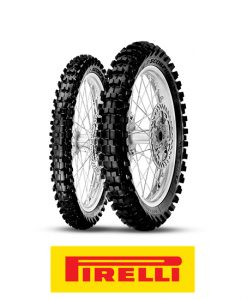 Pirelli Scorpion MX32 Tyres Front