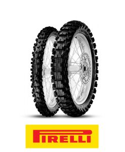 Pirelli Scorpion MX Mid Hard 554 Front