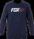 2017 Fox Legacy Crew Fleece