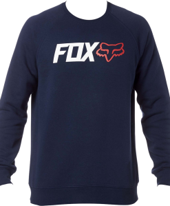 2017 Fox Legacy Crew Fleece