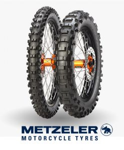 Metzeler 6 Days Extreme Rear