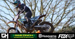 GH Motorcycles G&B Finch Race Team Maxxis British Championship Round 4