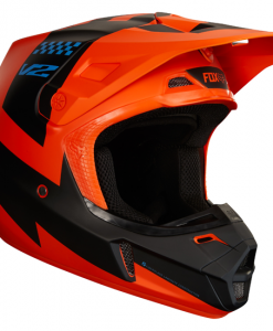 2018 Fox V2 Mastar Helmet-Orange