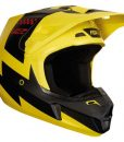 2018 Fox V2 Mastar Helmet-Yellow
