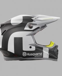 2018 Husqvarna Moto 9 Flex Railed Helmet