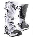 2018 Fox Comp5 Boots-White