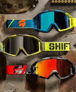 2018 Shift Goggles