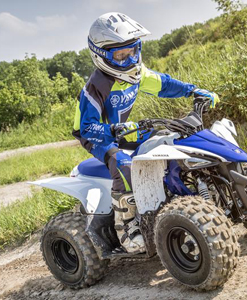 2018 Yamaha Kids Quads