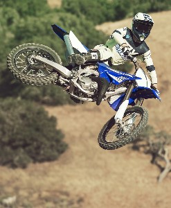 2017 Yamaha Motocross Bikes