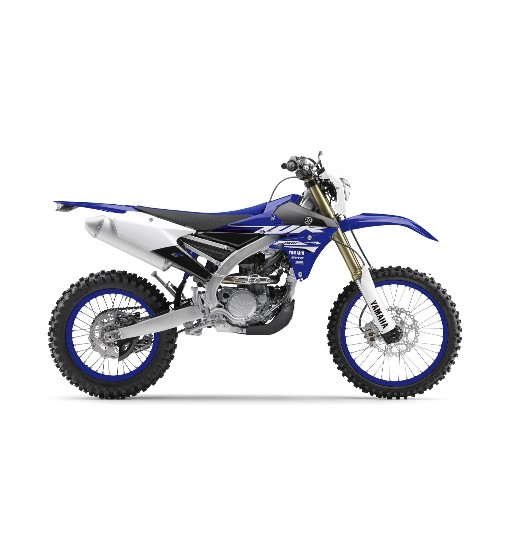 2018 yamaha wr250f gh motorcycles colchester essex uk for Yamaha wr 250 2017