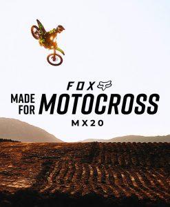 2020 Fox Motorcross Gear